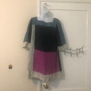 100% silk dress from Miss Me